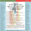 100 thousand poets for change, Bologna, Sabato 29 settembre