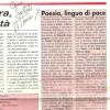 """Vittorio Zacchino su """"Bollettario"""" n.29 (Chiamata contro le armi)"""