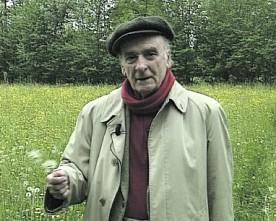 """Andrea Zanzotto su """"Bollettario"""", 1991"""