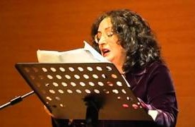 "Premio Alessandro Tassoni 2007, Nadia Cavalera legge da ""Rime amorose"" di Alessandro Tassoni"