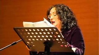 Premi  Premio Alessandro Tassoni 2007, legge Nadia Cavalera