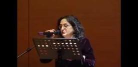 """Premio Alessandro Tassoni 2007, Nadia Cavalera legge da """"Tutta casa, letto e chiesa"""" di Franca Rame"""