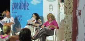 """""""Spoesie"""", presentazione a Polignano a mare, nella manifestazione """"Il libro possibile"""""""