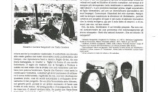 Su CLIC 2000, giornale delle italiane in Germania, un ricordo di Sanguineti e Bollettario