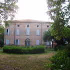 Cavezzo, villa Delfini, sec XVIII (foto di Nadia Cavalera)
