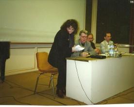 Nadia Cavalera, anni novanta