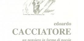 Edoardo Cacciatore, giornata di studi, Roma 31 marzo 2004