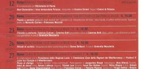 Mediterranea, festival intercontinentale della letteratura e delle arti, 5^ edizione, 2008