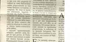 """Paolo Ruffilli su """"Nottilabio"""", Il Resto del Carlino, 14 febbraio 1996"""