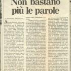 Gerardo Trisolino_Non bastano più le parole_Quotidiano_6 aprile 1988