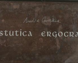 """L'astutica ergocratica"", libro d'artista 2010"