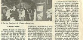 Cortili 2000, Modena: Balestrini, Cavalera, Minarelli, Muzzioli