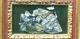 """La rete Anceschi"", opera di Nadia Cavalera"