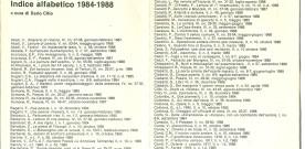L'immaginazione, collaborazione 1986-88