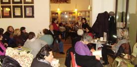 8 marzo, Caffè letterario, Bologna