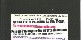 IL GRUPPO '63, di Francesco Muzzioli