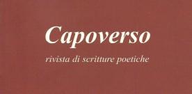 Capoverso, rivista di scritture poetiche, n. 25 (gennaio-giugno 2013)