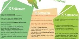 100mila poeti per il cambiamento, 2° movimento, Bologna 2013