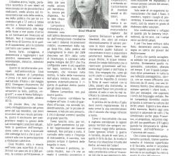 Giusi Nicolini: un'eroina dei nostri tempi, di Nadia Cavalera