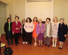 Saffo e le altre. Reggio Emilia, 11 aprile