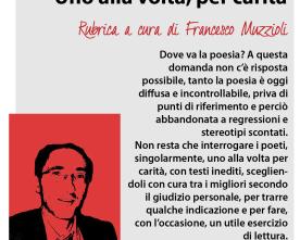 "Francesco Muzzioli su ""Casché letale"" (Letter'aria, 25.01.2015)"