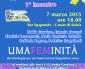 UMAFEMINITA', Castellammare di Stabia, 7 marzo 2015