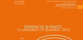 """""""Domeniche in Panizzi"""", Reggio Emilia, 27 settembre 2015"""