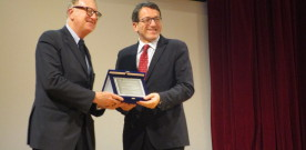 Premio A.Tassoni, foto della premiazione