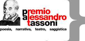 PREMIO ALESSANDRO TASSONI, Bando 2016