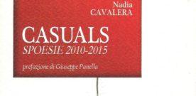"""Ciro Vitiello su """"Casuals"""" di Nadia Cavalera"""