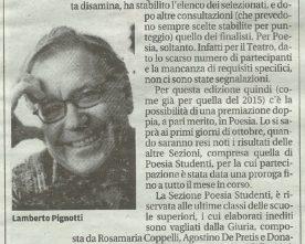 gazzetta di Modena, 20 settembre 2017