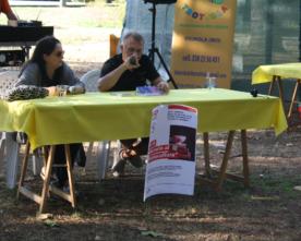 Umafeminità a Vignola (Mo), Parco Biblioteca Auris, 10 agosto 2017
