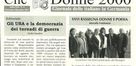 Gli USA e la democrazia dei tornadi di guerra, ClicDonne2000 n.4