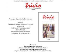 Presentazione TRIVIO, Napoli, 25 maggio 2018