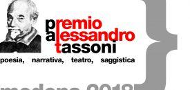 Premio Alessandro Tassoni, Edizione Tredicesima, Anno 2018