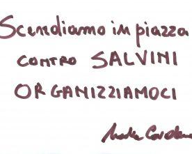 Contro Salvini